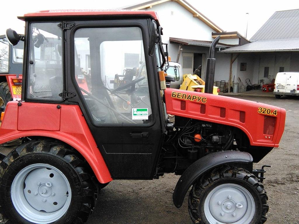 P?edání stroje traktor Belarus 320.4 1